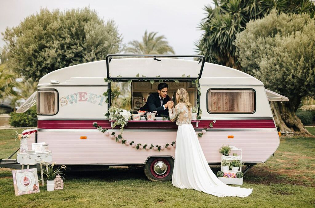 Food truck para bodas o eventos